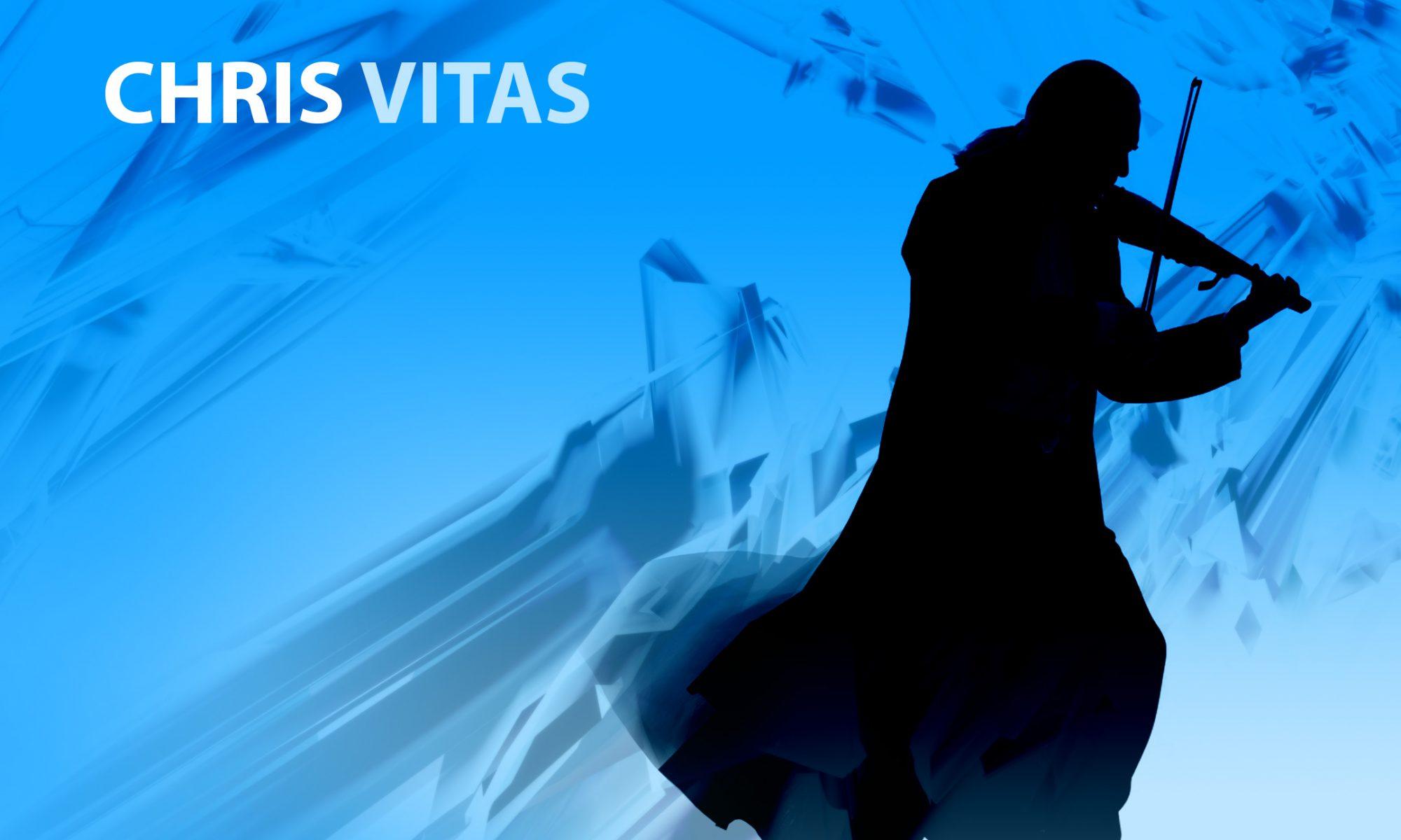 Chris Vitas jazz violin music